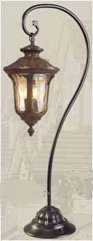 Уличный фонарь настольная лампа LA2004-M
