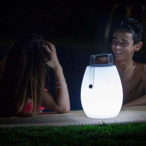 Переносной музыкальный светильник BARREL 3695