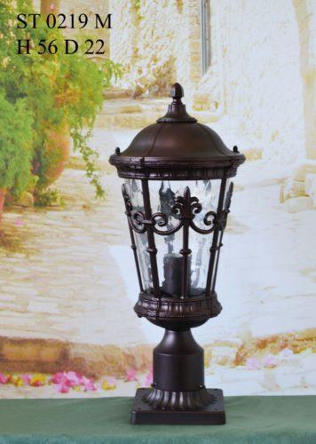 Уличный фонарь настольная лампа ST 0219 M