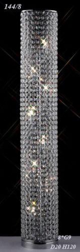 Торшер 144/8 (хром)