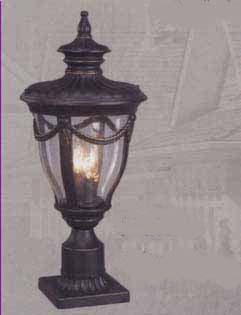 Уличный фонарь настольная лампа ST0515-M