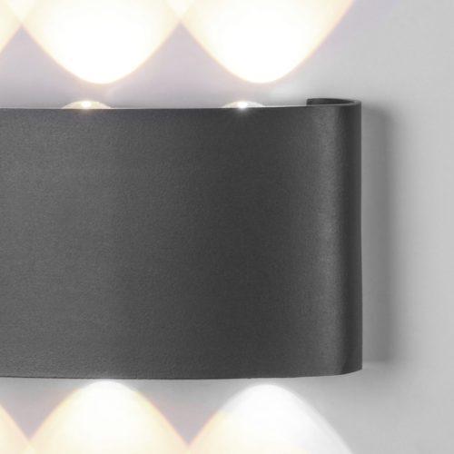 Настенный уличный светильник ARCS 6540