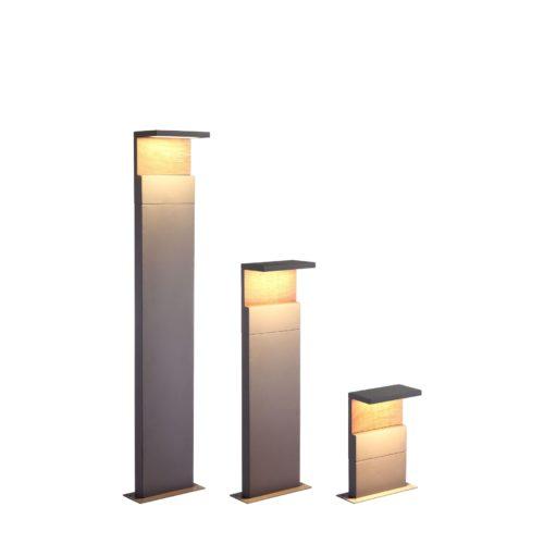 Наземный уличный светильник RUKA 6772