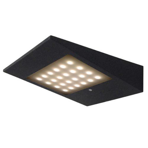 Настенный уличный светильник YETI 7098