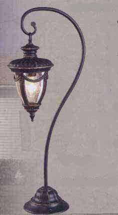 Уличный фонарь настольная лампа LA0515-M