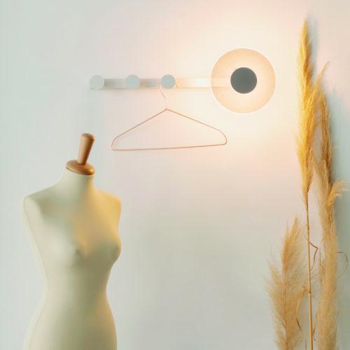 Настенный светильник-вешалка VENUS 7292