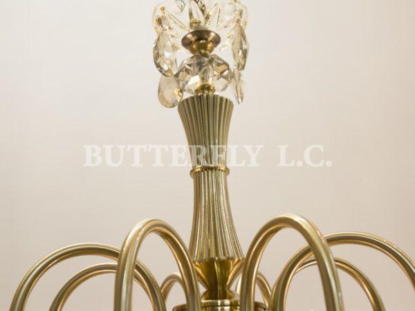 Люстра 8105/8 Bronze