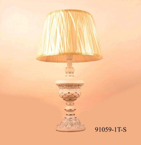 Настольная лампа 91059/1T-S