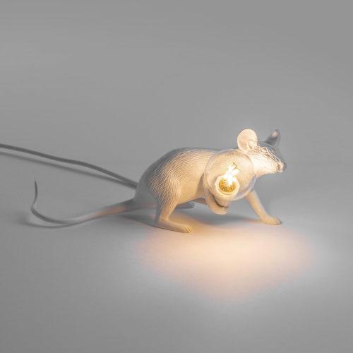 Настольная лампа Mouse Lamp Lyie Down
