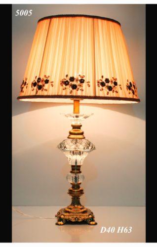 Настольная лампа 5005 (бронза)