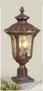 Уличный фонарь настольная лампа ST2004-M