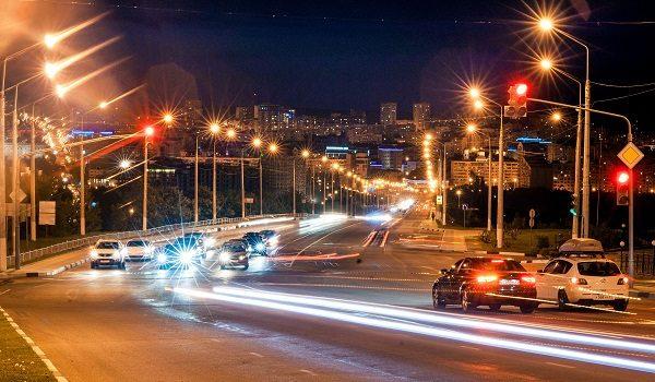 В России растет спрос на уличные светодиоды