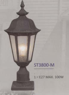 Уличный фонарь настольная лампа ST3800