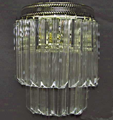 Бра классический 117224/27 п/с (золото, хрусталь)