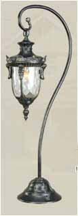 Уличный фонарь настольная лампа LA2003-M