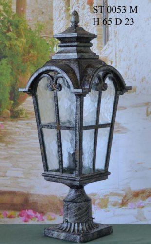 Уличный фонарь настольная лампа ST 0053-M