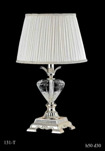 Настольная лампа 131-T (золото)