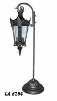 Уличный фонарь настольная лампа LA 5164-S