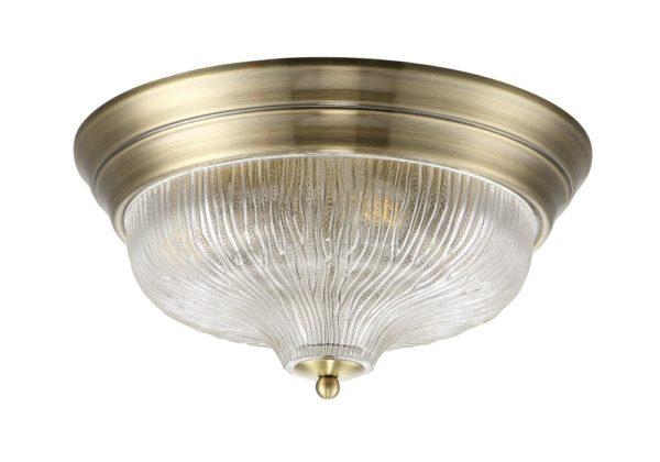 Светильник потолочный LLUVIA PL4 BRONZE D370