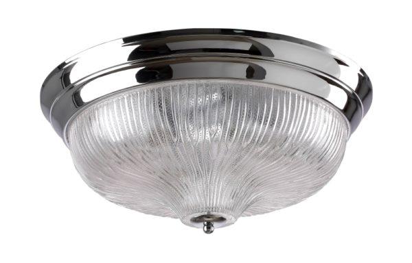 Светильник потолочный LLUVIA PL4 CHROME D370