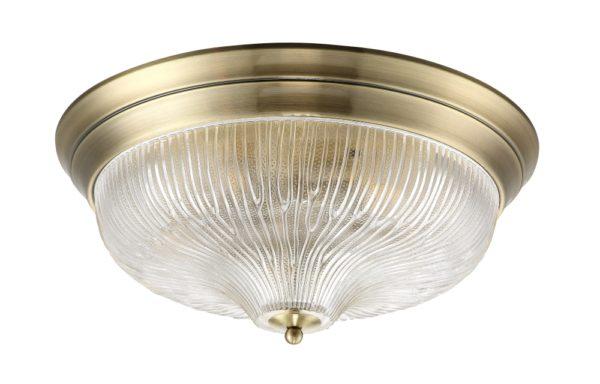 Светильник потолочный LLUVIA PL5 BRONZE D460