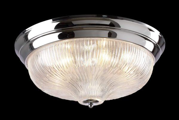 Светильник потолочный LLUVIA PL5 CHROME D460