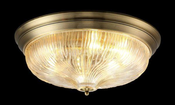 Светильник потолочный LLUVIA PL6 BRONZE D550