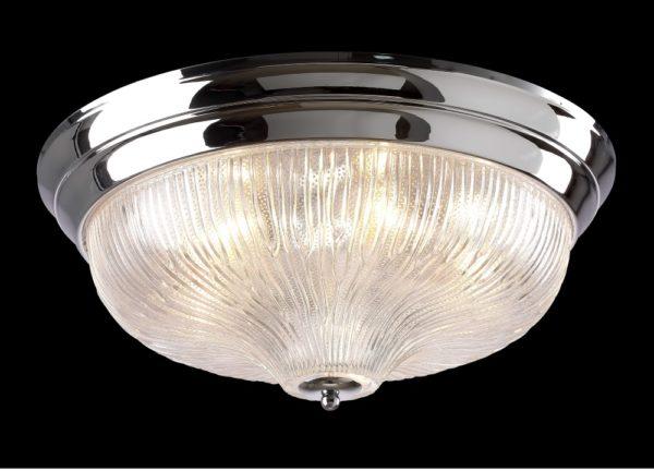 Светильник потолочный LLUVIA PL6 CHROME D550