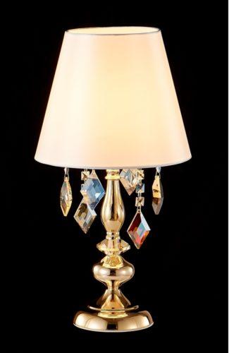 Настольная лампа MERCEDES LG1 GOLD/COLOR